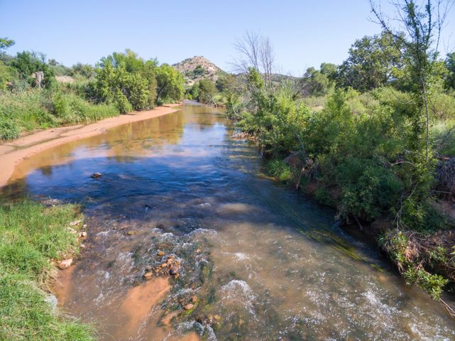 Your own creek on your private property