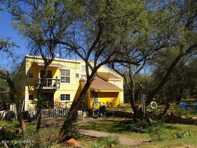 4300 N Culpepper Ranch Rd, Rimrock, AZ 86335