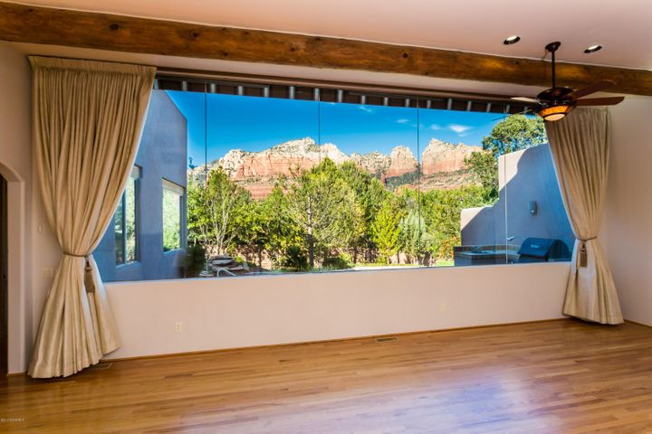Large Windows in main Living Area to take in the Breathtaking view!