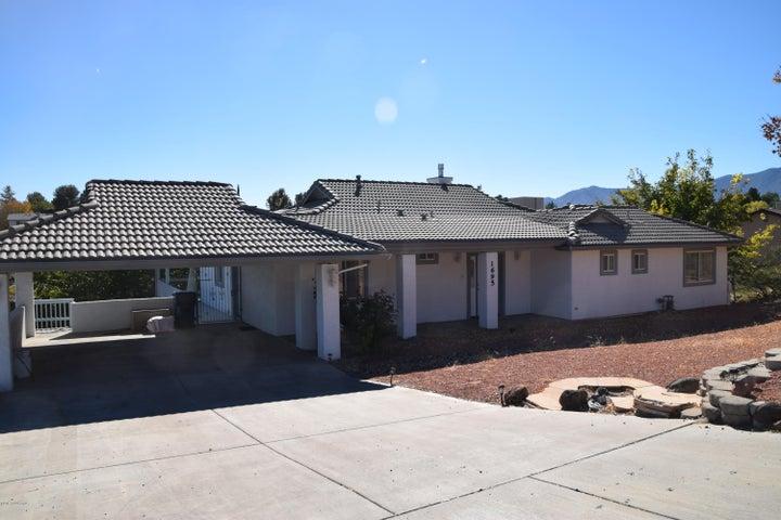 1695 S Destry Lane, Cottonwood, AZ 86326