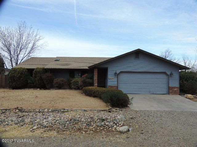 7540 E Long Look Drive, Prescott Valley, AZ 86314