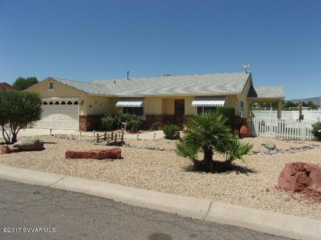 1341 Deborah Drive, Clarkdale, AZ 86324