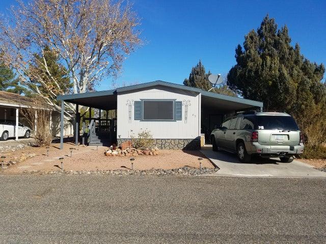 1487 W Horseshoe Bend Drive, 65, Camp Verde, AZ 86322