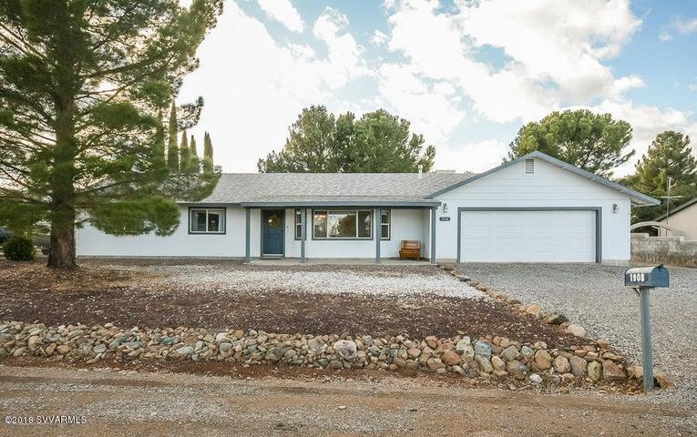 1908 S Rancho Manana Circle, Cottonwood, AZ 86326