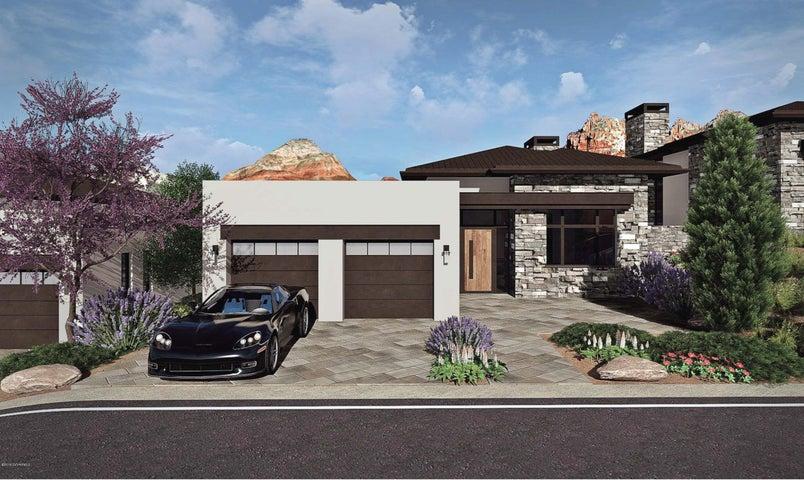 120 Sterling Pass Road, Lot 2, Sedona, AZ 86336