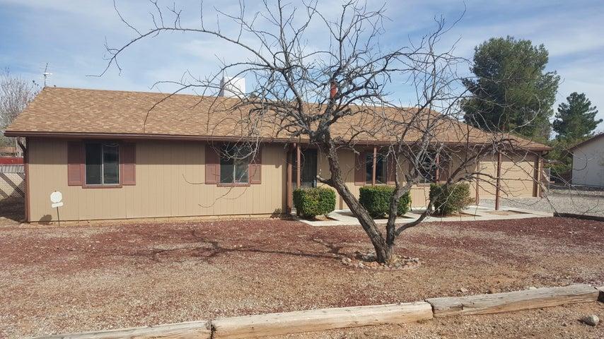 1633 E Sierra Drive, Cottonwood, AZ 86326