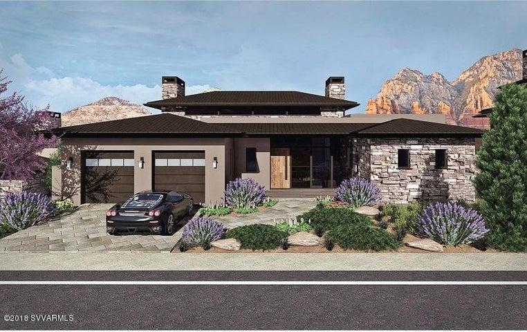 154 Fay Canyons Road, Lot 21, Sedona, AZ 86336