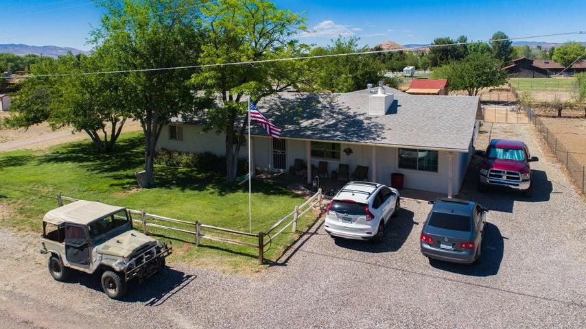 3660 E Carol Lane, Cottonwood, AZ 86326