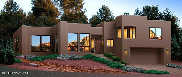 3165 Thunder Mountain Rd, Sedona, AZ 86336