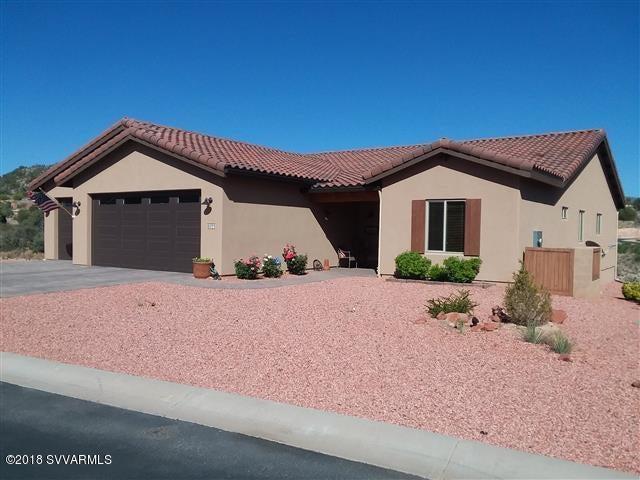 6075 N Compton Place, Rimrock, AZ 86335