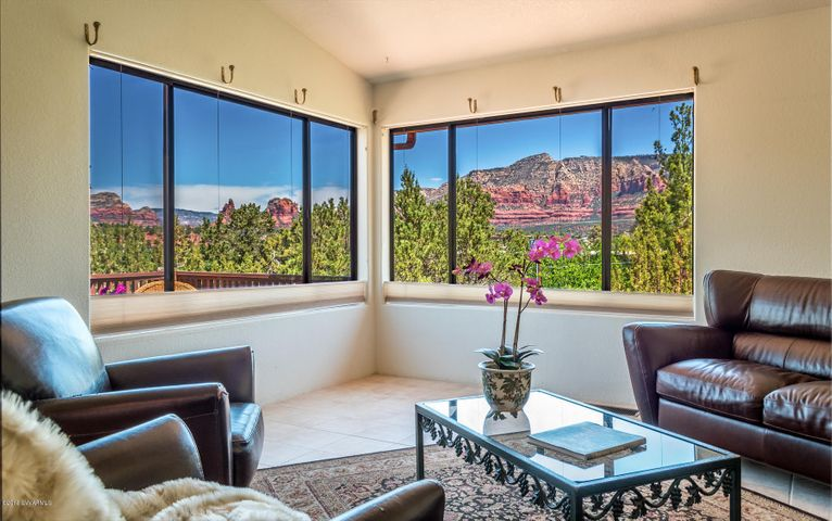 Take in the Red Rock Views!