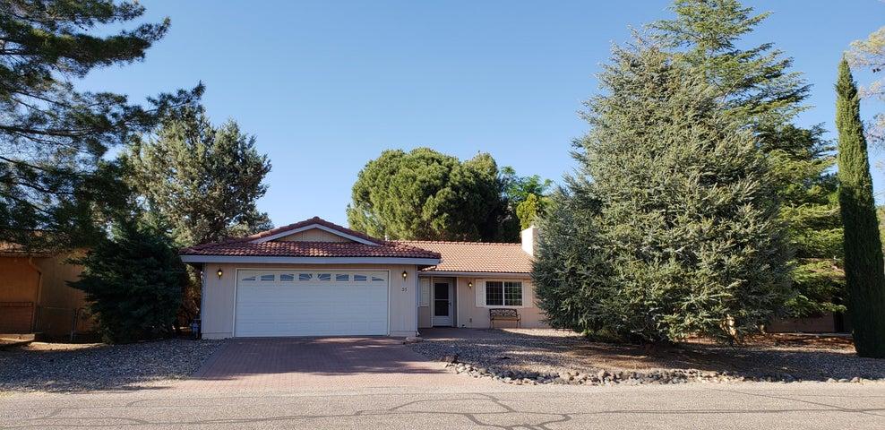 35 Horse Canyon Drive, Sedona, AZ 86351