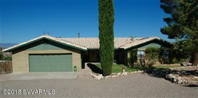 4180 N Pecan Way, Rimrock, AZ 86335