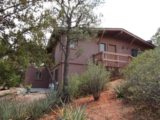 100 Hillside Court, Sedona, AZ 86336