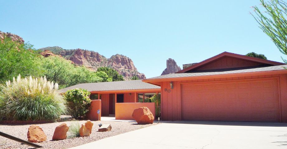 90 Box Canyon Rd, Sedona, AZ 86351