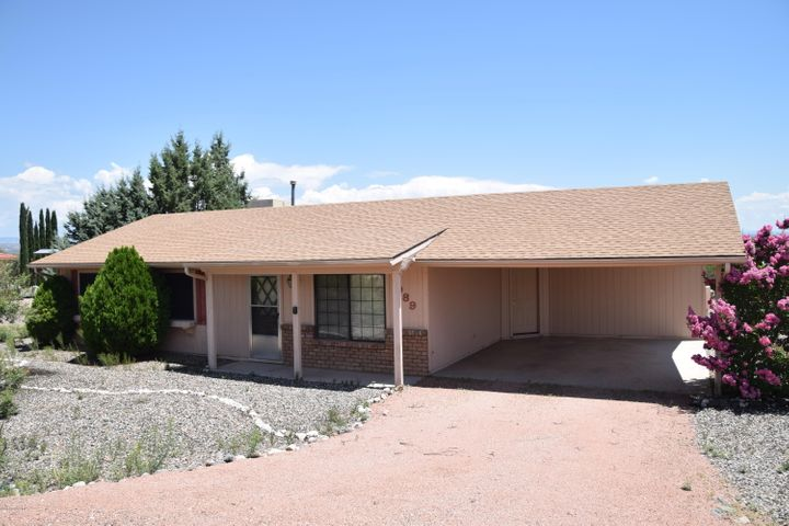 1989 Old Jerome Hwy, Clarkdale, AZ 86324