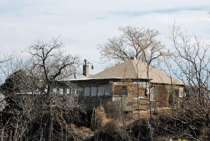 The Laura Williams House. This was on the 46th Annual Jerome Home Tour in 2011.