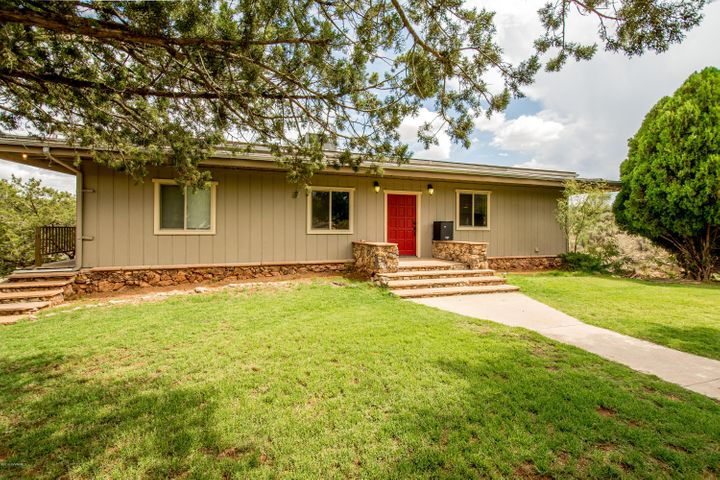 4420 Quail Hollow Rd, Rimrock, AZ 86335