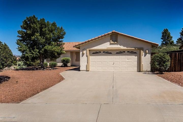 483 S Azure Drive, Camp Verde, AZ 86322