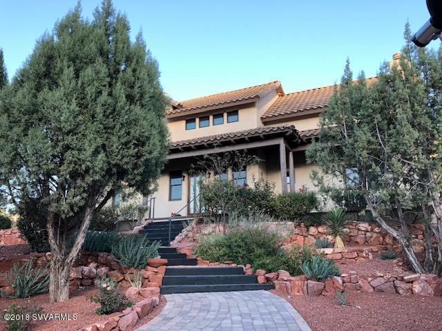 25 Wild Horse Mesa Circle, Sedona, AZ 86351