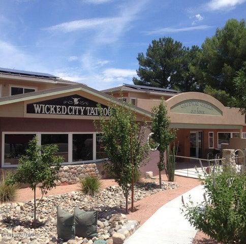 685 N Main St. Suites A, B & C Cottonwood, AZ 86326