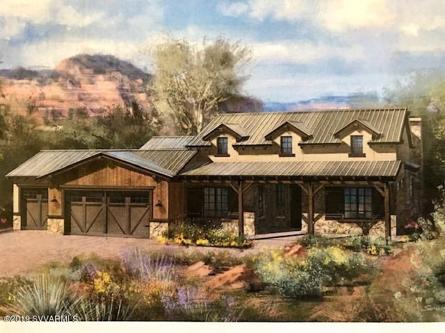 83 Lagos Court, Lot 45, Sedona, AZ 86351