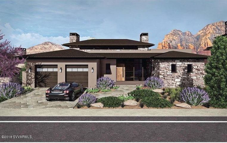 74 Fay Canyon Road, Lot 15, Sedona, AZ 86336