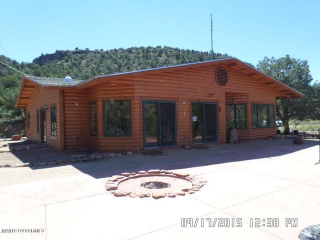 13605 E Angel Valley Rd, Sedona, AZ 86336