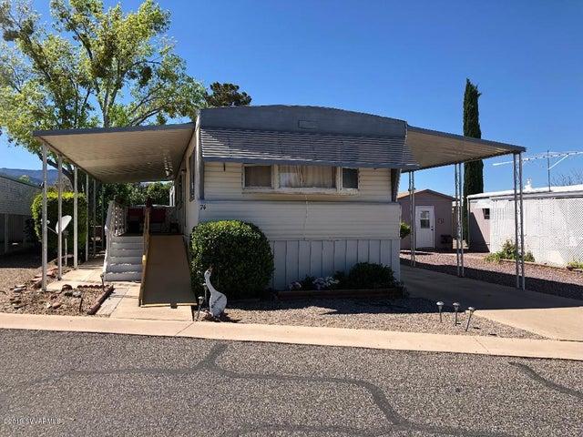 325 W St Rt 89a Lot 74, Cottonwood, AZ 86326