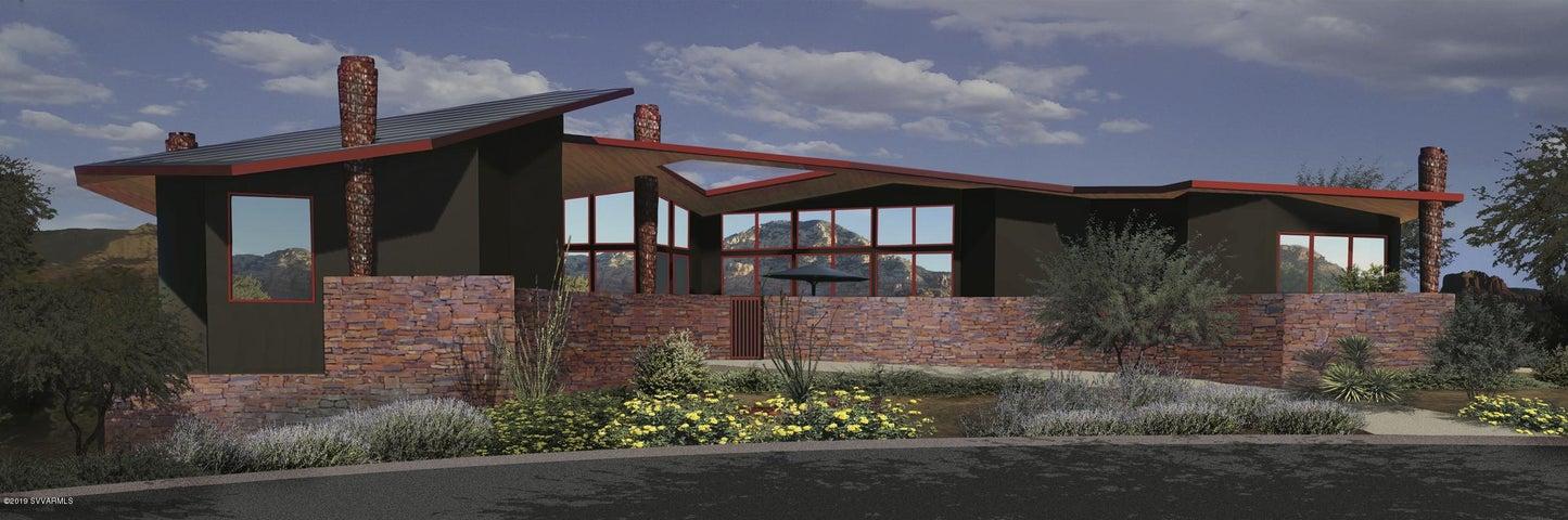 33 Sandstone Drive, Sedona, AZ 86336