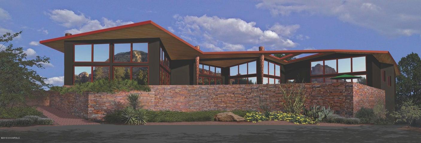 1 Bronco Court, Sedona, AZ 86336