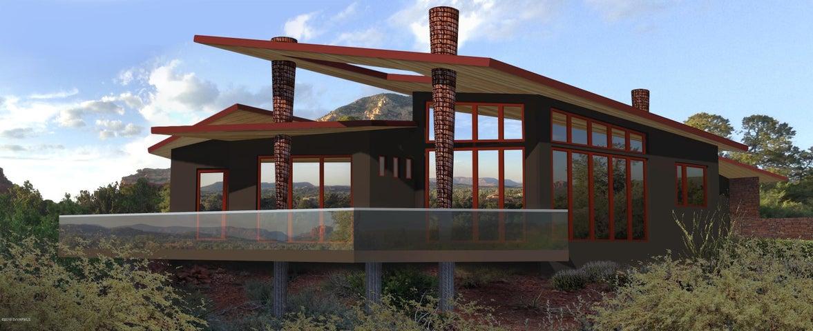 99 Sandstone Drive, Sedona, AZ 86336