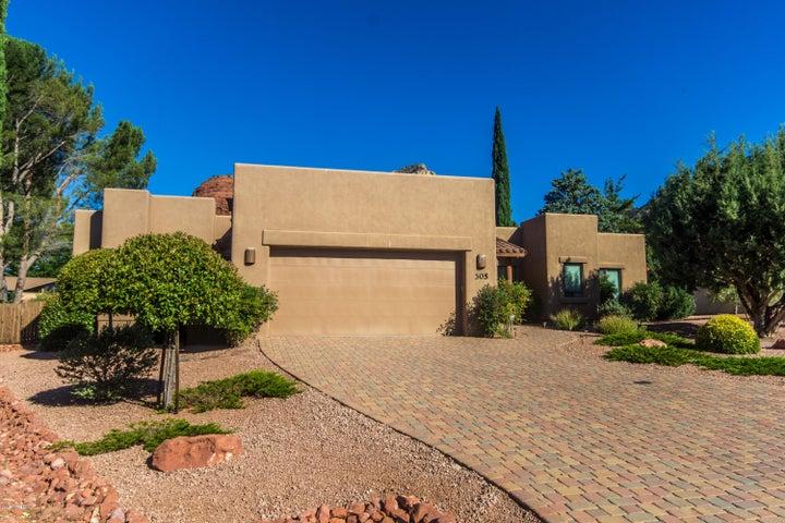 305 Mogollon Drive, Sedona, AZ 86336
