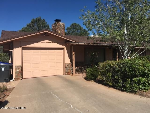 515 Mountain Shadows Drive, Sedona, AZ 86336