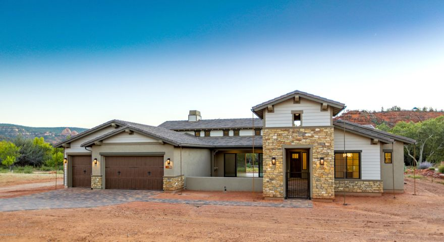 72 Lagos Court, Lot 25, Sedona, AZ 86351