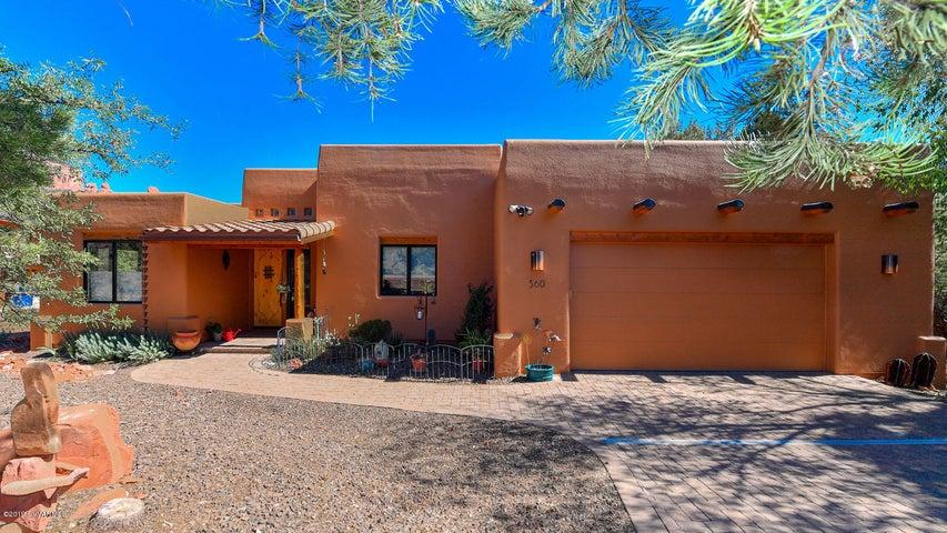 560 Schnebly Rd, Sedona, AZ 86336