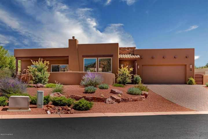 75 Overlook Way, Sedona, AZ 86351