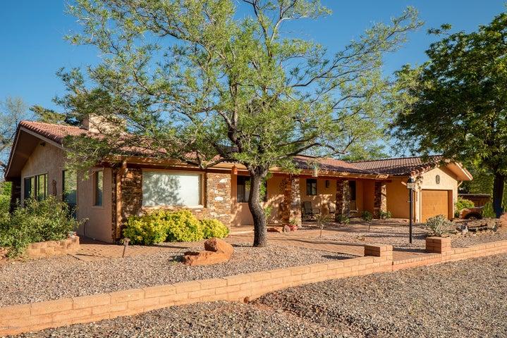 160 Red Rock Cove Drive, Sedona, AZ 86351