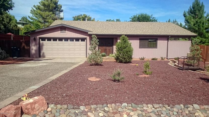 2015 NEW BUILT Single Family Home in West Sedona!
