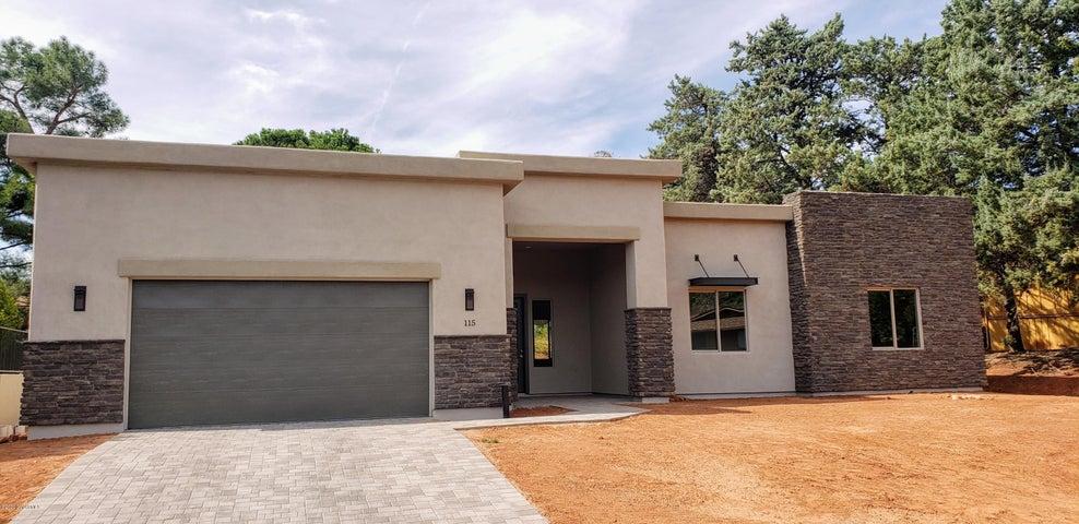 75 Sandstone Drive, Sedona, AZ 86336