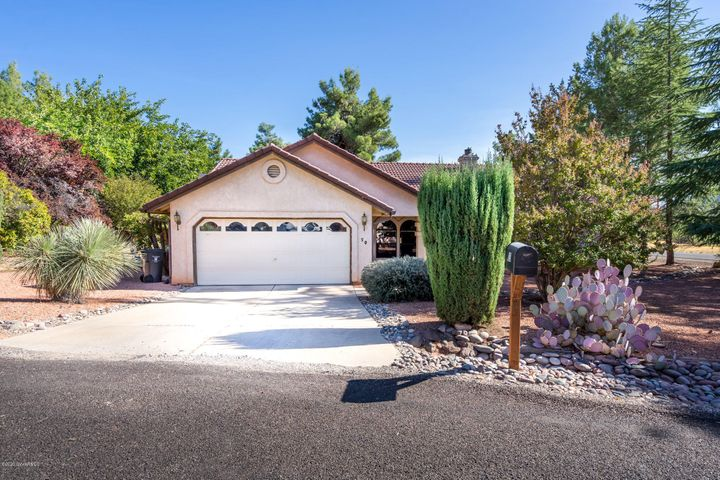 20 Little Green Circle, Sedona, AZ 86351