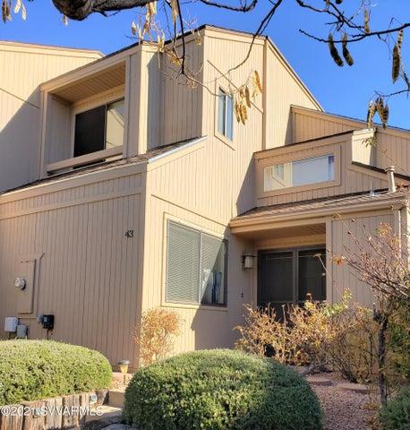 1320 Vista Montana Rd, #43, Sedona, AZ 86336