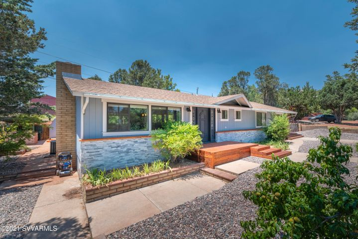 Gorgeous remodeled home that has been a successful short term rental property and being sold as a furnished, turn-key home