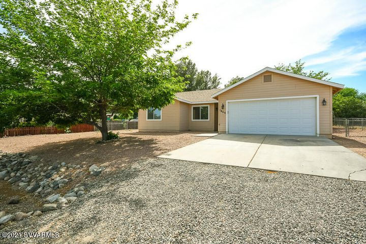 1466 S Paradise Drive, Cottonwood, AZ 86326
