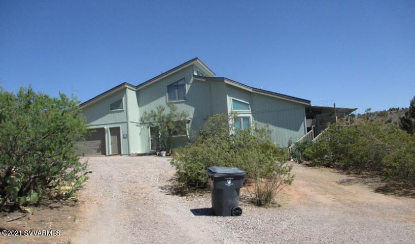 12675 E Tuscan Ridge Rd, Cornville, AZ 86325
