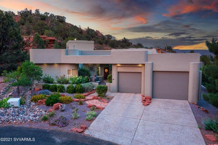 40 Adobe Circle, Sedona, AZ 86351