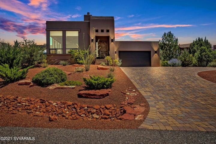 20 Cliff View Court, Sedona, AZ 86336