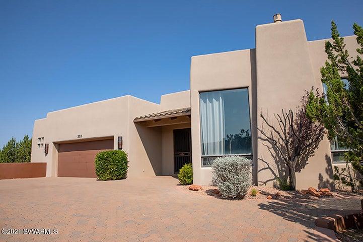 303 Calle Linda, Sedona, AZ 86336
