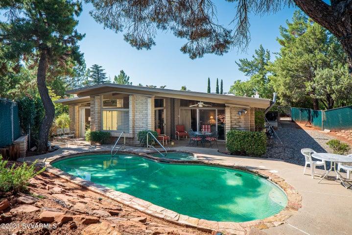 345 Mogollon Drive, Sedona, AZ 86336