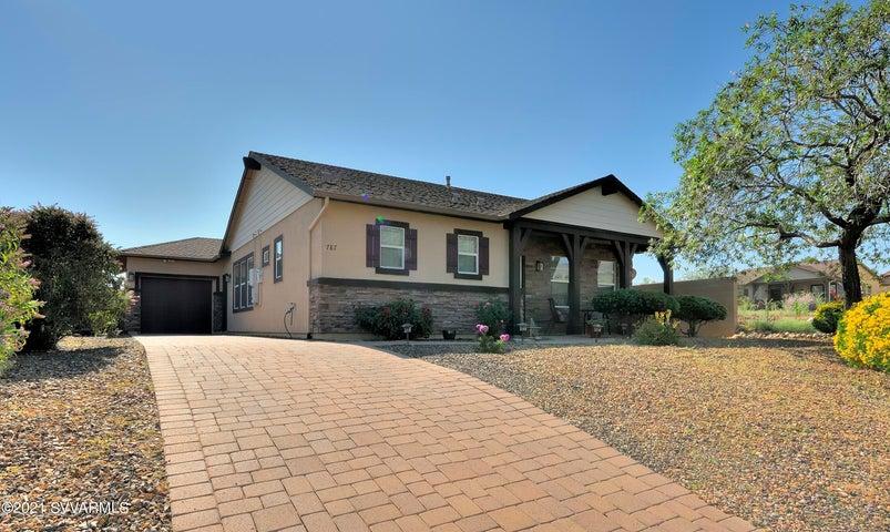787 Flat Iron Rd, Clarkdale, AZ 86324